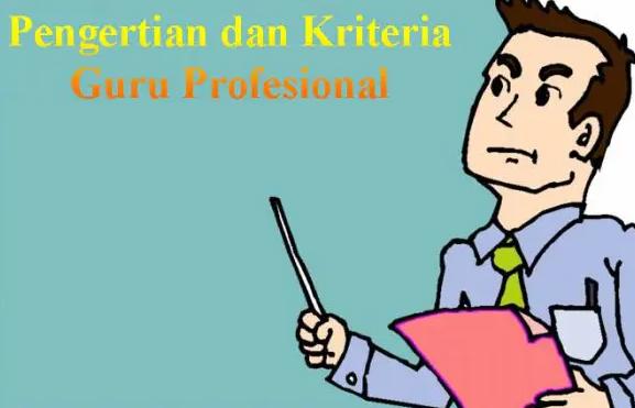 pengertian-guru-profesional