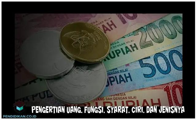 pengertian-uang